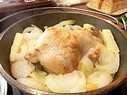 ダッチオーブン鶏料理セット(下処理済-4~5人前)4,600円