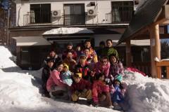 スキー&スノボの宿でご利用いただきました。
