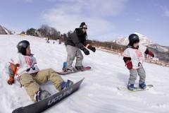 選べるスキー場!