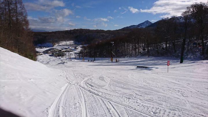 猫魔 スキー 場